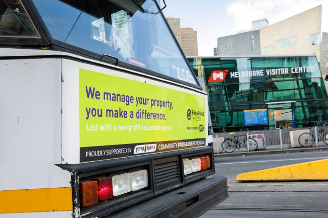 Yarra Trams Community Partnership Program